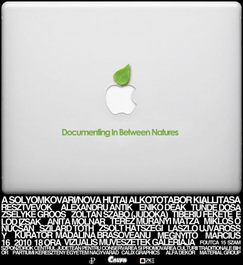 Documenting in Between Natures Hu