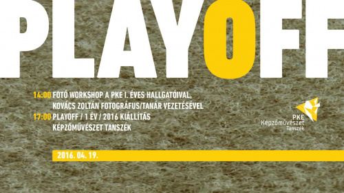 PLAY OFF / Year I. / 2016