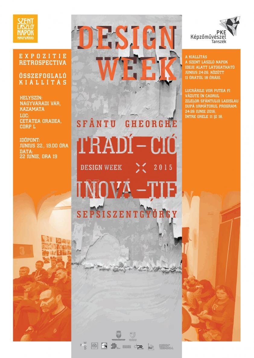 17ff824757 Nagyváradon a Sepsiszentgyörgyi Design Week   PKE